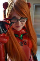 Asuka Langley: So look at me by MaryjaneDesignStudio