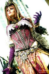 Liliana of the Veil Cosplay by MaryjaneDesignStudio