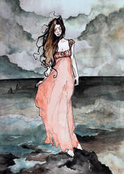 Annabel Lee Painted by AbigailLarson