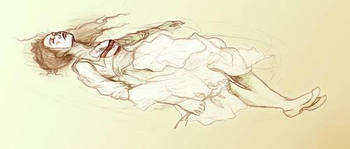 Ophelia by AbigailLarson