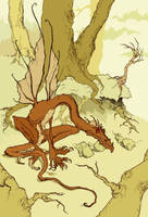 The Jabberwocky by AbigailLarson