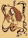 Hermione by AbigailLarson