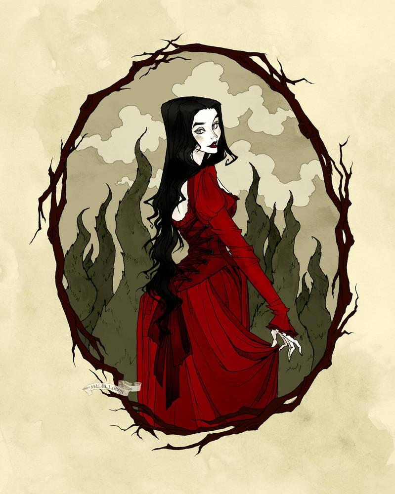 Snow White by AbigailLarson
