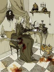 Halloween Queen by AbigailLarson
