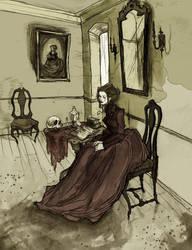 Morella by AbigailLarson