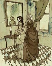 Ligeia by AbigailLarson