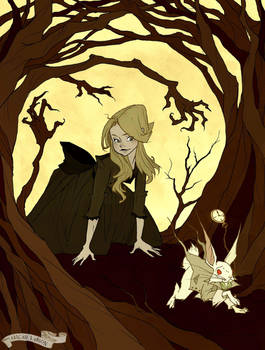 Follow the White Rabbit by AbigailLarson