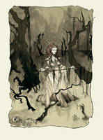 Lady of the Lake by AbigailLarson