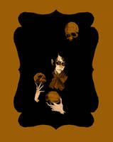 Mordecai the Harlequin by AbigailLarson