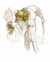 Grigori the Hunchback - Sketch by AbigailLarson