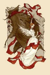 L'Ange et le Monstre by AbigailLarson