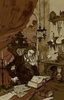 The Alchemist by AbigailLarson