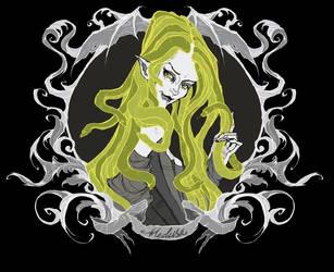 Medusa by AbigailLarson