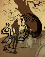 Spirits Of The Dead by AbigailLarson