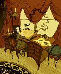 Morella's Daughter by AbigailLarson