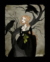Cinderella by AbigailLarson