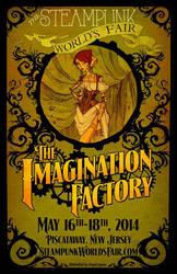 Steampunk World's Fair 2014 by AbigailLarson