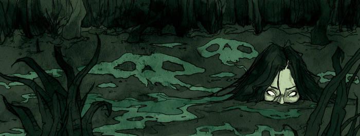 The Moon-Bog by AbigailLarson