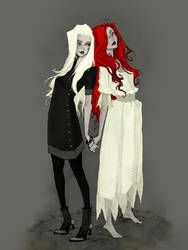 Sisters of Blood and Spirit by AbigailLarson