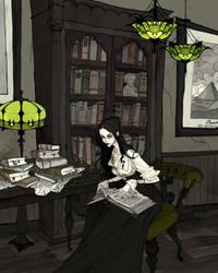 Asenath II by AbigailLarson