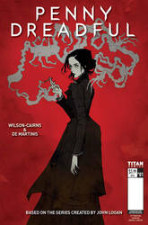 Titan Comics - Penny Dreadful #1 by AbigailLarson