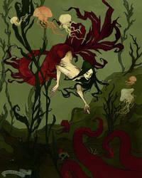 The Little Mermaid by AbigailLarson