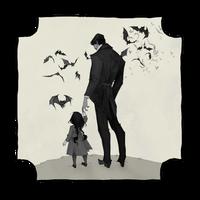 Drawlloween 2016 - Addams Family by AbigailLarson