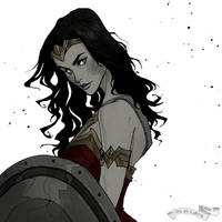 Wonder Woman by AbigailLarson