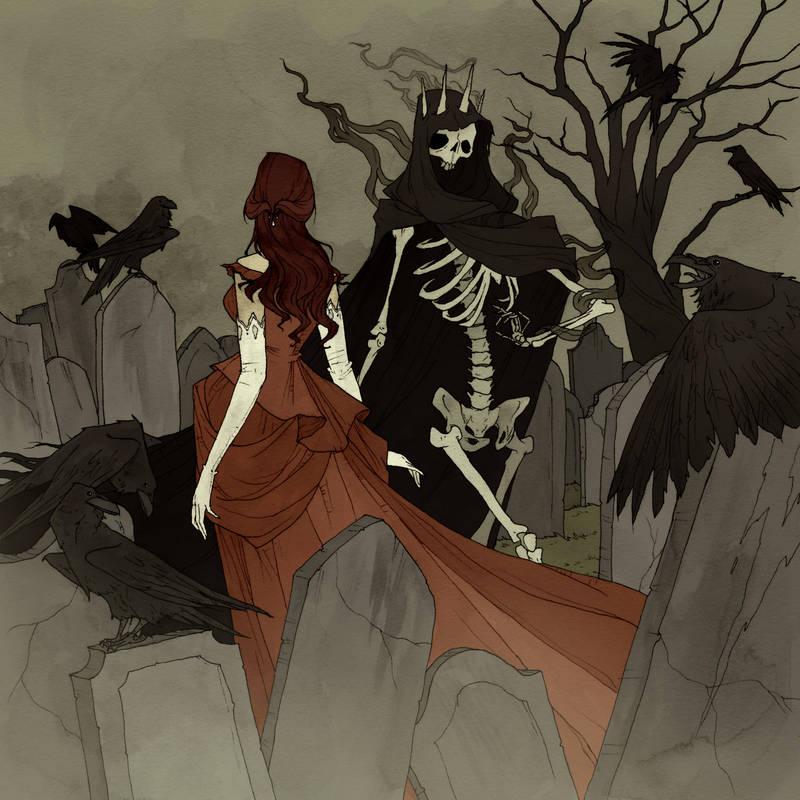 Danse Macabre by AbigailLarson