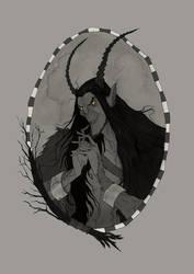 The Krampus by AbigailLarson