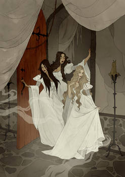 Those Weird Sisters by AbigailLarson
