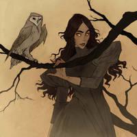La Lechuza by AbigailLarson