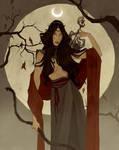Hunter's Moon by AbigailLarson
