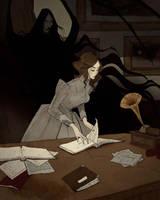 A Dreadful Task by AbigailLarson