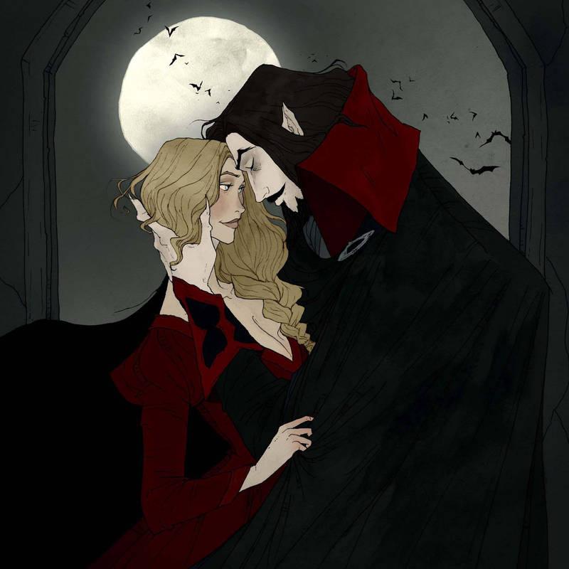 Castlevania by AbigailLarson