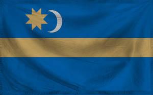 Szekely Land Flag by Skull-Island-Master