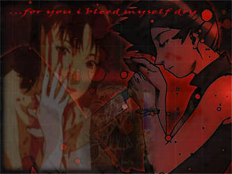 ...for you i bleed myself dry by mailyn