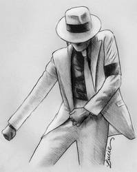 Smooth Criminal by Finnish-Penguin
