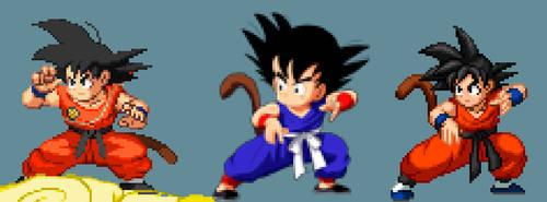 Kid Goku Pruebas by Isair-Dragneel