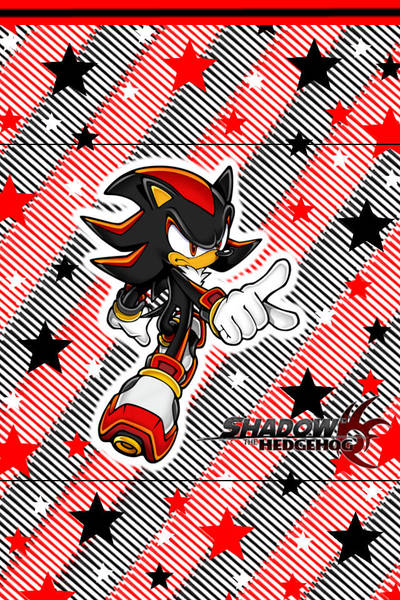 Shadow The Hedgehog Iphone 4 Wallpaper By Aceofponies On Deviantart