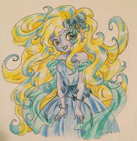 Lagoona Blue by zombieforcandy