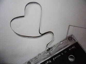 Love is a mixed tape .... by ShinzaK
