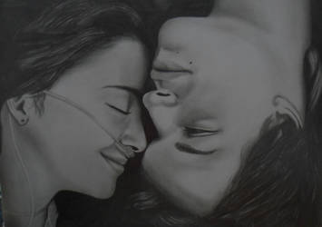 Cause there is fault in our stars ......(Pencil) by ShinzaK
