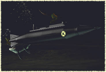 Bigger Fish by Goldenthrush