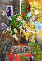 Zelda Thunderstracking Mirror by Txikimorin