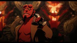 Film Study Hellboy by Txikimorin