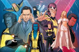 X-Men First Class by jessicakholinne