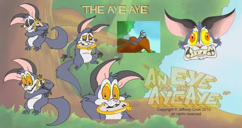 'The Aye-Aye' style guide by JeffereyCook