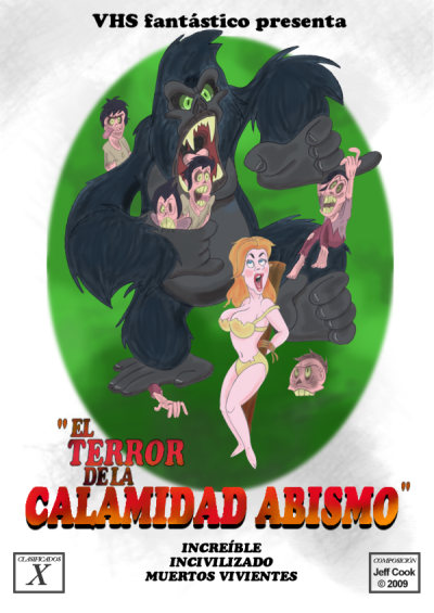 Terror De La Calamidad Abismo by JeffereyCook