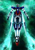 Eternity Gundam by JIRAKUN